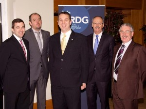 Guest Speakers at IRDG R&D Tax Credit Audit Event Cork Oct 2012