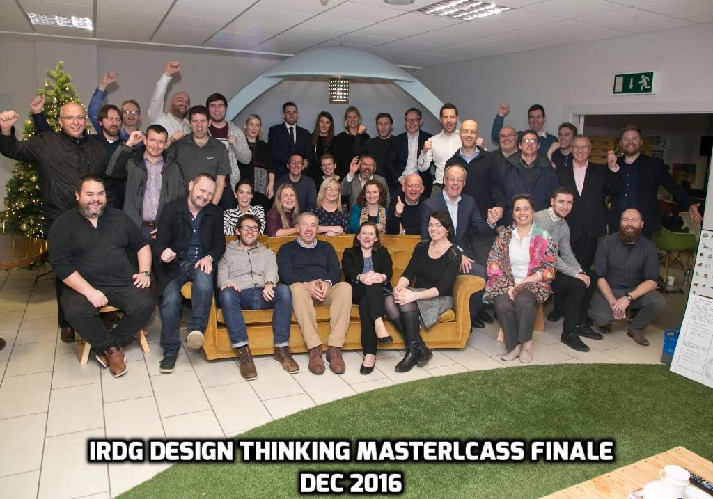 IRDG Design Thinking Masterclass