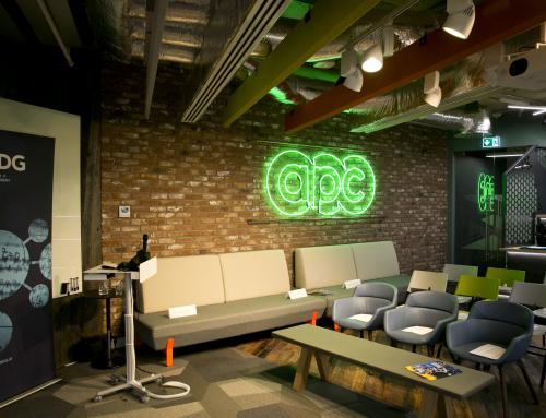 Making the most of IRDG membership: APC Ltd